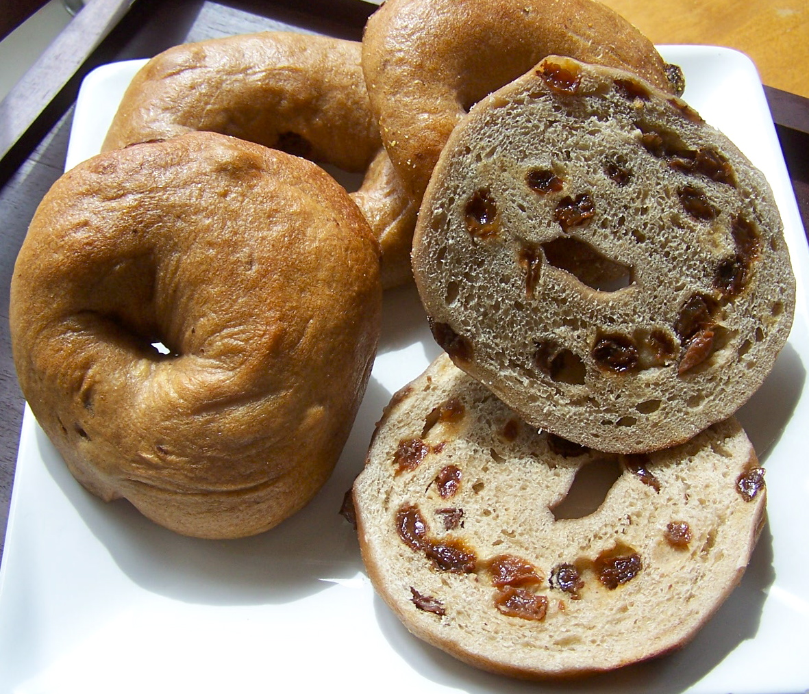 Homemade Bagels, à La Jo Goldenberg Recipes — Dishmaps